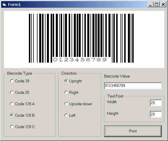 barcode, create, make, write, bar, code, 39, 128, code39, code128, code25